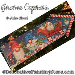 Gnome Express PDF DOWNLOAD - Julie Cloud