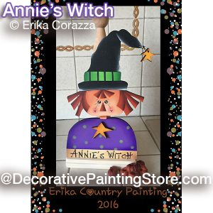 Annies Witch - Erika Corazza - PDF DOWNLOAD