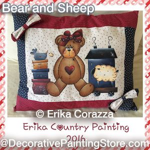 Bear and Sheep - Erika Corazza - PDF DOWNLOAD