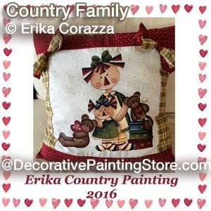 Country Family - Erika Corazza - PDF DOWNLOAD