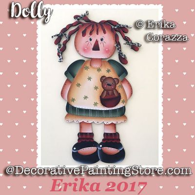 Dolly (Raggedy Ann) - Erika Corazza - PDF DOWNLOAD