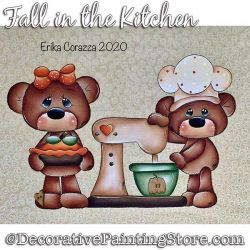 Fall in the Kitchen DOWNLOAD - Erika Corazza