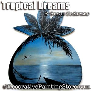 Tropical Dreams ePattern - Susan Cochrane