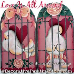 Love Is All Around DOWNLOAD - Susan Cochrane