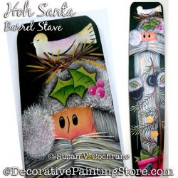 Hoh Santa Barrel Stave DOWNLOAD - Susan Cochrane