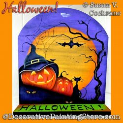 Halloween DOWNLOAD - Susan Cochrane