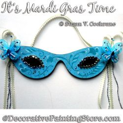 Its Mardi Gras Time DOWNLOAD - Susan Cochrane