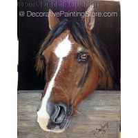 Rescued Horse ePattern - Debbie Cushing - PDF Download