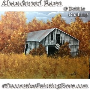 Abandoned Barn Download - Debbie Cushing