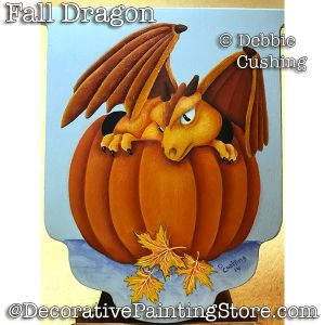 Fall Dragon Download - Debbie Cushing