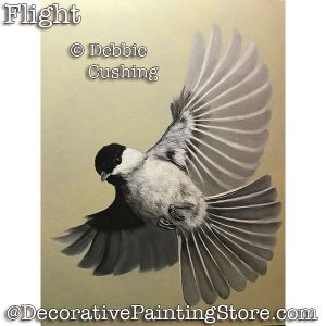 Flight (Chickadee) Download - Debbie Cushing