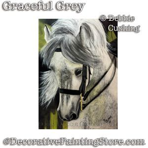 Graceful Grey (Horse) Download - Debbie Cushing
