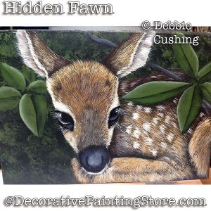 Hidden Fawn Download - Debbie Cushing