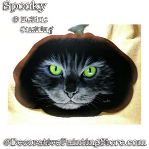 Spooky (Black Cat) Download - Debbie Cushing