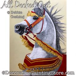 All Decked Out (Horse) Download - Debbie Cushing