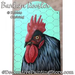 Bantam Rooster Download - Debbie Cushing