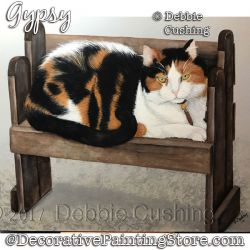 Gypsy (Calico Cat) Download - Debbie Cushing