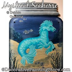 Mystical Seahorse Download - Debbie Cushing