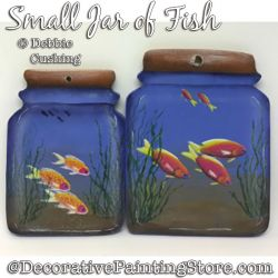 Small Jar of Fish Download - Debbie Cushing