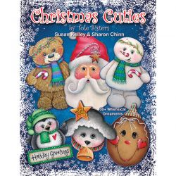 Christmas Cuties Book BY MAIL by Susan Kelley and Sharon Chinn