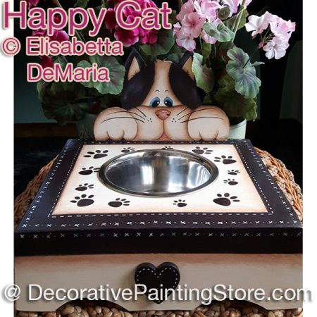 Happy Cat - Elisabetta DeMaria - PDF DOWNLOAD