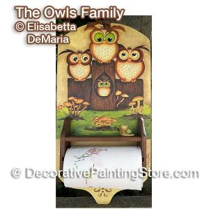 The Owls Family - Elisabetta DeMaria - PDF DOWNLOAD