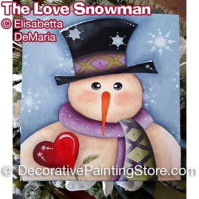 The Love Snowman - Elisabetta DeMaria - PDF DOWNLOAD