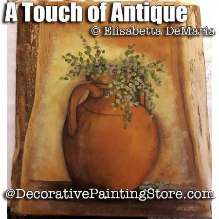 A Touch of Antique - Elisabetta DeMaria - PDF DOWNLOAD