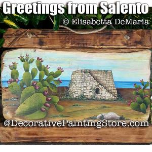 Greetings from Salento - Elisabetta DeMaria - PDF DOWNLOAD