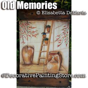 Old Memories - Elisabetta DeMaria - PDF DOWNLOAD