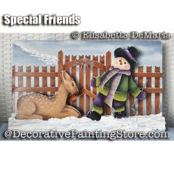 Special Friends e-Pattern - Elisabetta DeMaria - PDF DOWNLOAD