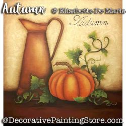 Autumn e-Pattern - Elisabetta DeMaria - PDF DOWNLOAD