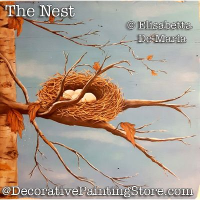 The Nest e-Pattern - Elisabetta DeMaria - PDF DOWNLOAD