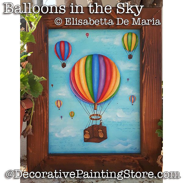 Balloons in the Sky PDF DOWNLOAD - Elisabetta DeMaria