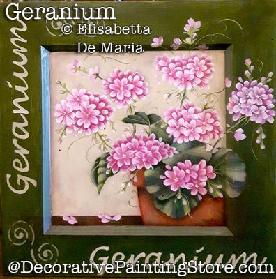 Geranium PDF DOWNLOAD - Elisabetta DeMaria
