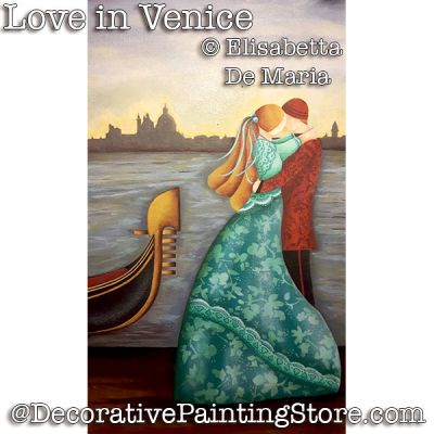 Love in Venice PDF DOWNLOAD - Elisabetta DeMaria