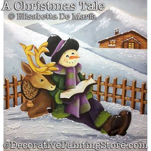 A Christmas Tale DOWNLOAD - Elisabetta DeMaria