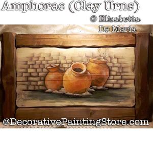 Amphorae (Clay Urns) DOWNLOAD - Elisabetta DeMaria