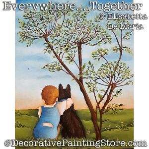 Everywhere Together (Boy and Dog) DOWNLOAD - Elisabetta DeMaria