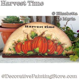 Harvest Time (Pumpkins) DOWNLOAD - Elisabetta DeMaria