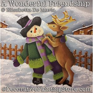 A Wonderful Friendship DOWNLOAD - Elisabetta DeMaria