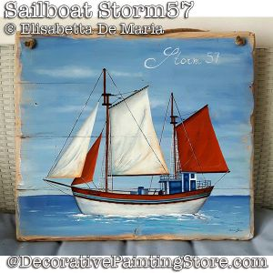 Sailboat Storm57 DOWNLOAD - Elisabetta DeMaria