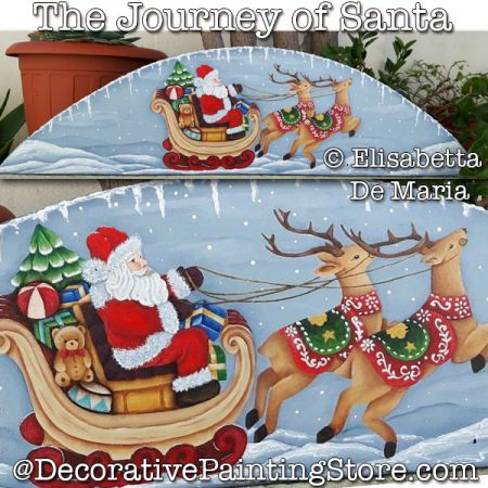 The Journey of Santa Claus DOWNLOAD - Elisabetta DeMaria