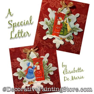 A Special Letter DOWNLOAD - Elisabetta DeMaria