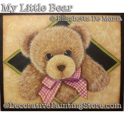 My Little Bear DOWNLOAD - Elisabetta DeMaria