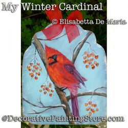 My Winter Cardinal DOWNLOAD - Elisabetta DeMaria