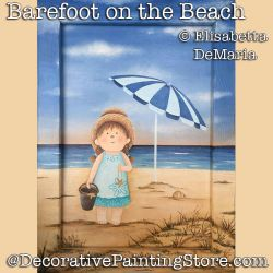 Barefoot on the Beach DOWNLOAD - Elisabetta DeMaria