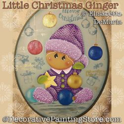 Little Christmas Ginger DOWNLOAD - Elisabetta DeMaria