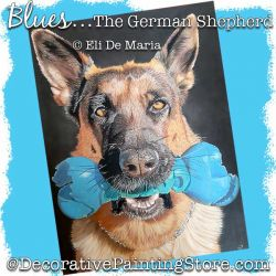 Blues The German Shepherd PDF DOWNLOAD - Elisabetta DeMaria