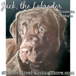 Jack the Labrador (Dog) PDF DOWNLOAD - Elisabetta DeMaria